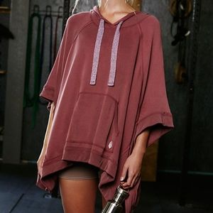 Free People Movement Squared Up Poncho